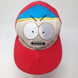 South Park Multi-Color M/L 100% Cotton Unisex Cap